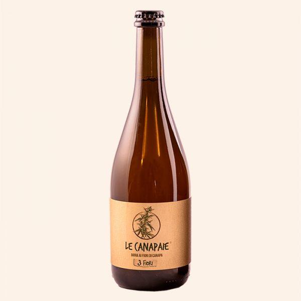 Birra 3 Fiori - Le Canapaie