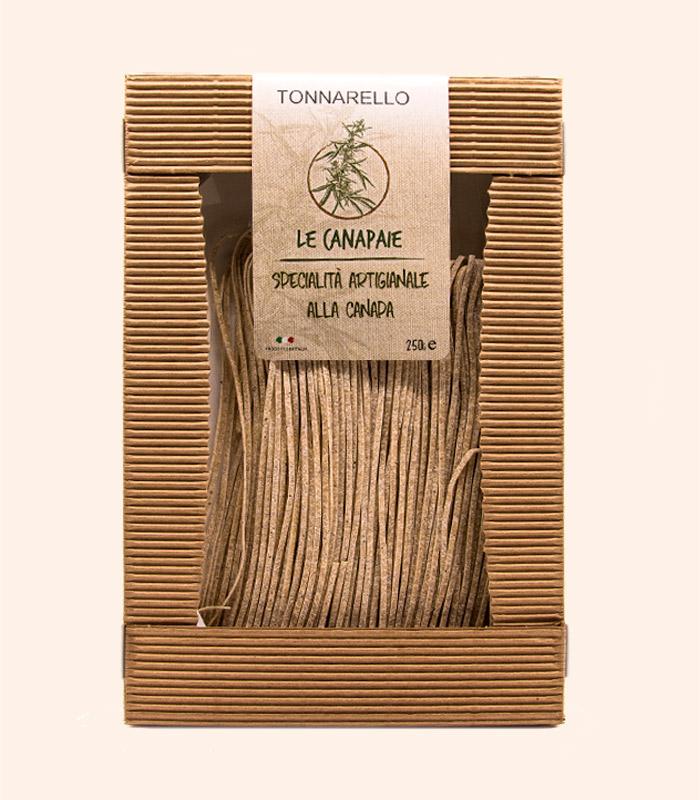 Pasta Tonnarello - Le Canapaie