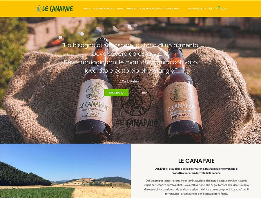 Le Canapaie