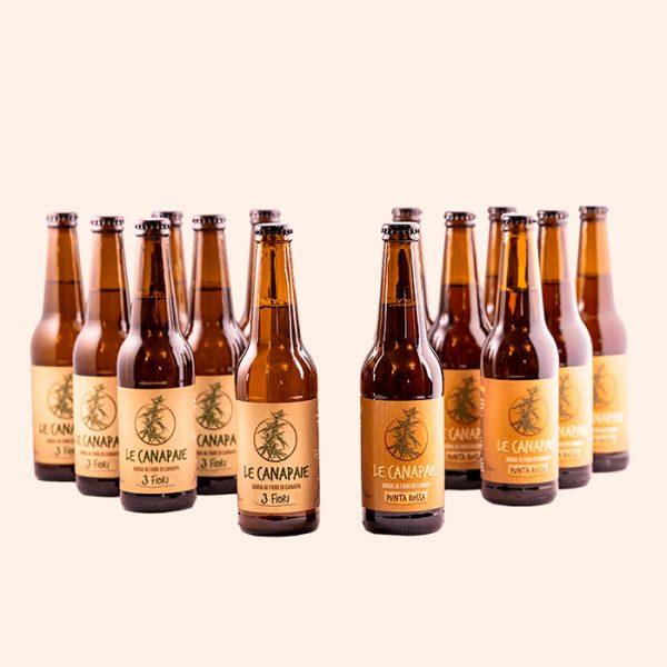 Birre 33cl - Le Canapaie